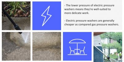 What To Look For In an Electric Pressure Washer