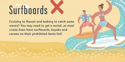 What You Can Take On a Cruise [Infographic]