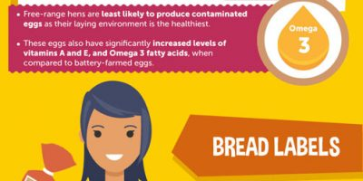What Food Labels Really Mean (Infographic)