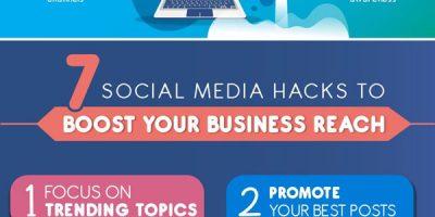 7 Must Know Social Media Hacks