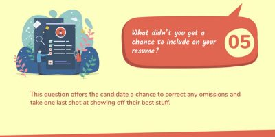 Top 10 Video Interview Q&As [Infographic]