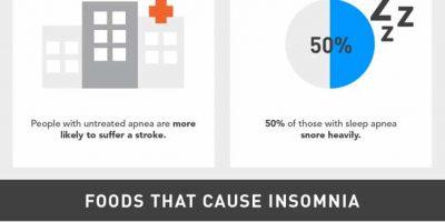 The Secret to Better Sleep {Infographic}