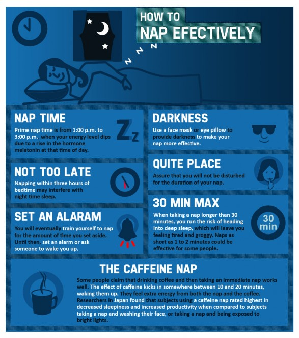 nap effectively