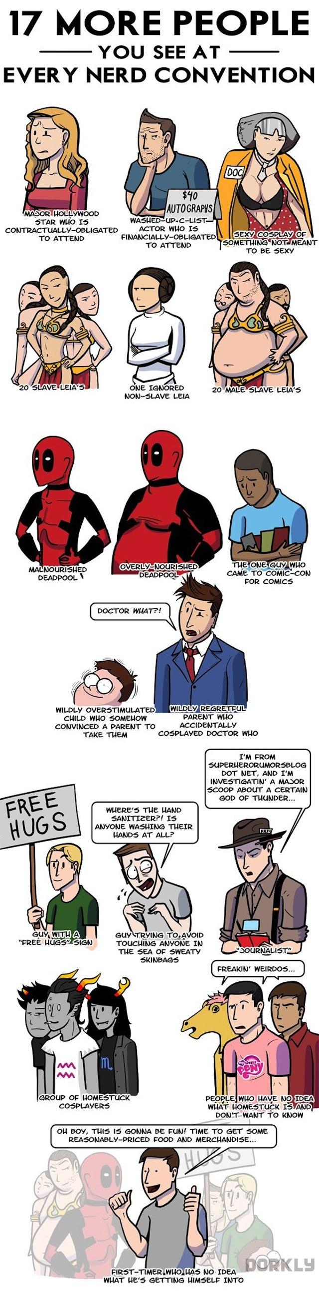 nerd conventions