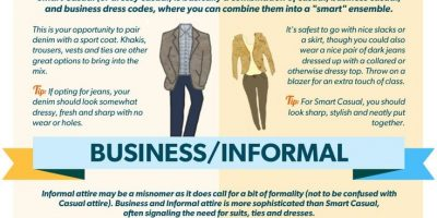 Dress Codes 101 Guide: {#Infographic}