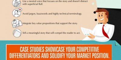 Writing Killer Customer Case Studies {Infographic}