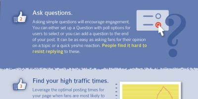 How to Increase Fan Engagement on Facebook {Infographic}