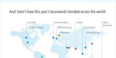 10 Overused LinkedIn Profile Buzzwords of 2013 [#Infographic]