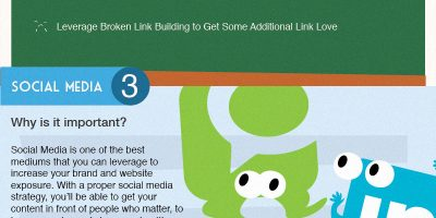 How to Increase the Domain Authority of Your Site {Infographic}