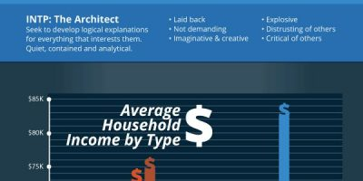 Myers-Briggs: What's Your Type? {Infographic}