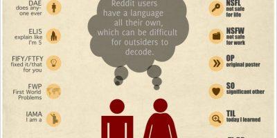 Reddit Lingo Infographic