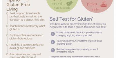 Gluten Free Primer Infographic