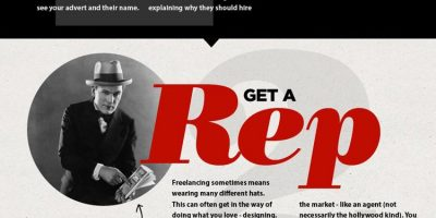 New Ways To Hunt for Freelance Clients {Infographic}