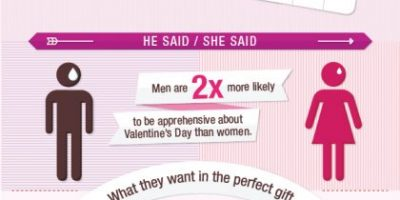 Valentine's Day Guide {Infographic}