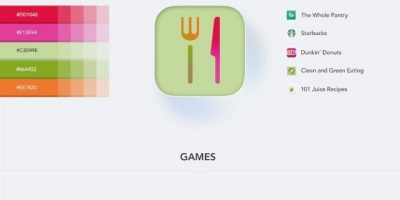 The Colors of iOS 7 Infographic