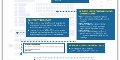 17 LinkedIn Profile Must Haves