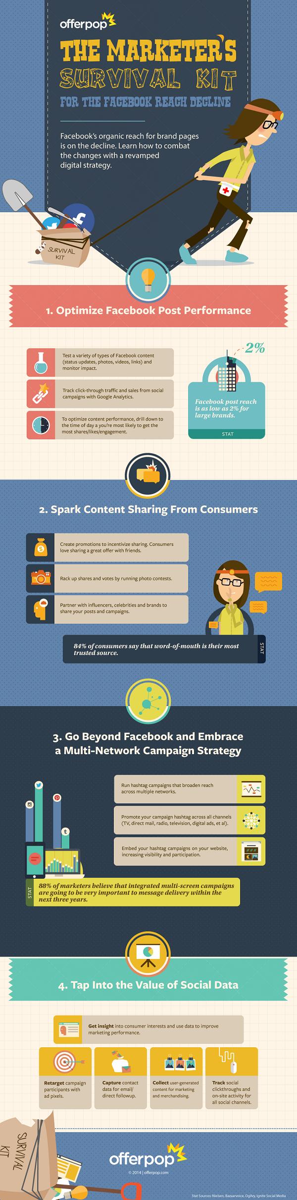 facebook reach infographic