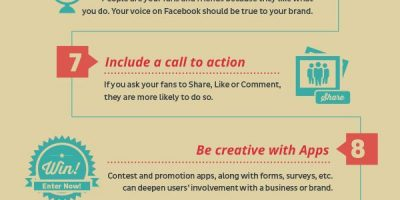 14 Ways To Get More Facebook Shares {Infographic}