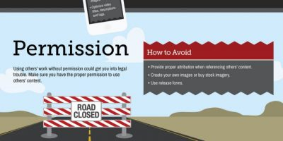 Content Blind Spots & How to Avoid Them {Infographic}