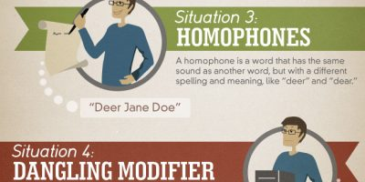 6 Common Grammar Mistakes You Can Avoid {Infographic}