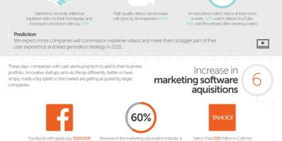 Marketing Predictions for 2015 {Infographic}