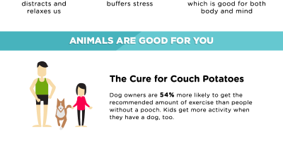Why Pets Make Us Happier {Infographic}
