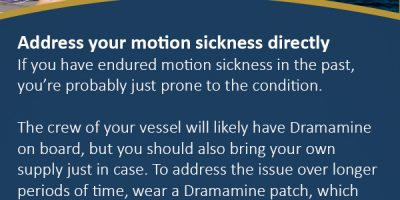 How to Diagnose and Prevent Seasickness {Infographic}