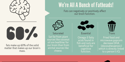 Foods That Make You Smarter {Infographic}