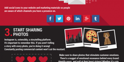 Get Your Instagram Channel Off the Ground {Infographic}