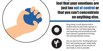 Relieve Flying Anxiety {Infographic}