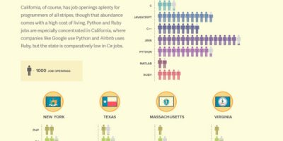 How To Pick Your 1st Programming Language? {Infographic}