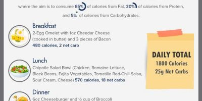 How To Start a Low Carb Diet {Infographic}