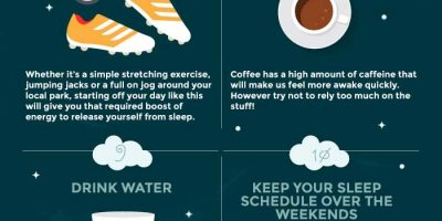 16 Ways To Prevent Grogginess In the Morning
