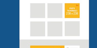 Guide to Social Media Image Sizes {Infographic}