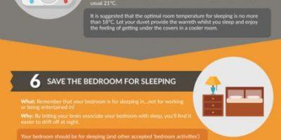 Sleep Hacks for Entrepreneurs {Infographic}