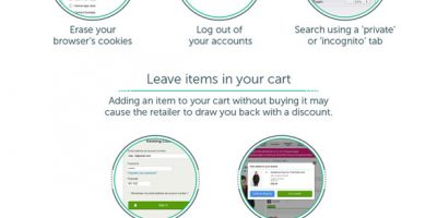 Tricks and Tips for Online Shoppers {Infographic}