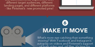 Social Media Resolutions {Infographic}