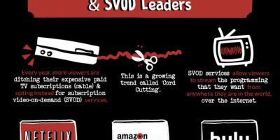 Is Online TV Killing Traditional TV? {Infographic}