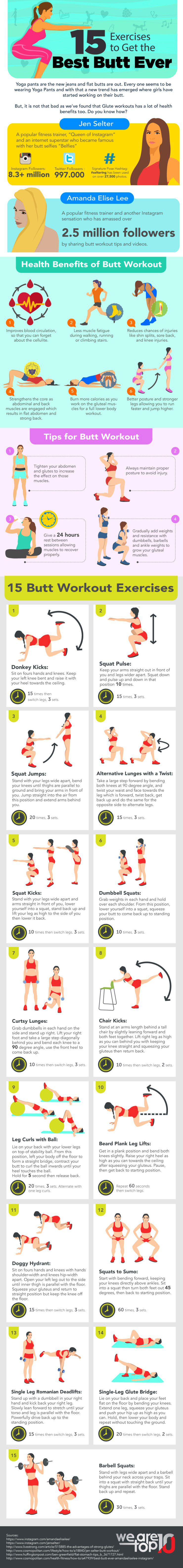 butt-exercises-infographic