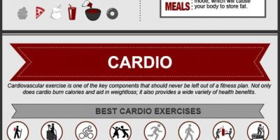 How to Maintain a Healthy Lifestyle {Infographic}
