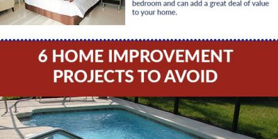 The Do's And Don'ts of Home Improvement {Infographic}
