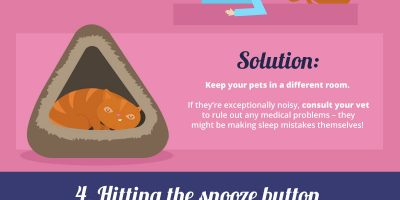 7 Common Sleep Mistakes {Infographic}