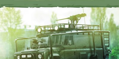 7 Vehicles to Survive the End of the World {Infographic}