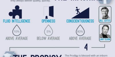 What Kind of Entrepreneur Are You? Infographic