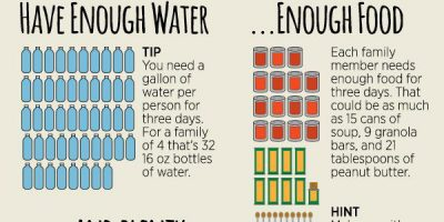 Creating Your Emergency Kit {Infographic}