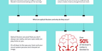 Optical Illusions Explained: How Colors and Shapes Can Trick the Eye [Infographic]