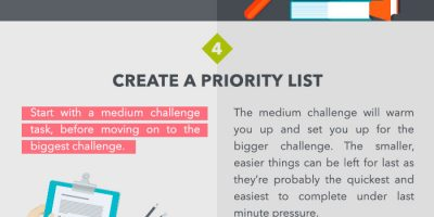 How to Stop Deadline Stress? {Infographic}