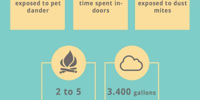 5 Tips to Improve Air Quality In Your Home [Infographic]