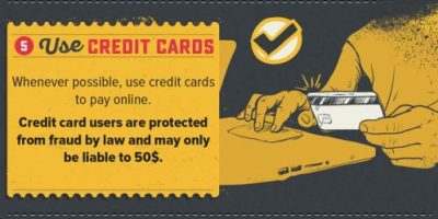 9 Tips for Safe Online Shopping {Infographic}