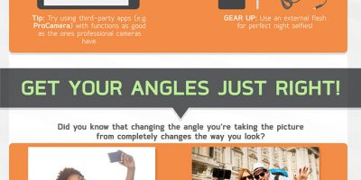 How to Take a Perfect Selfie [Infographic]